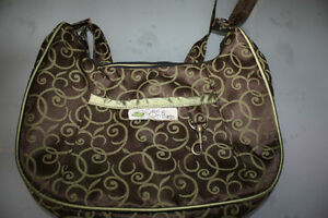 Care-e On Diaper Bag for Sale - Excellent Condition