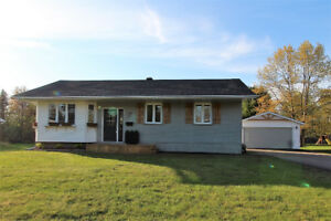 Completely updated home in desired location