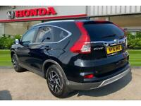2016 Honda CR-V 1.6 i-DTEC SE+ 5-Door Auto Estate Diesel Automatic