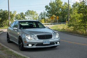 2004 Mercedes-Benz E-Class e55 amg Sedan