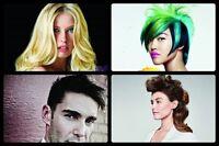 Recherche modèles pour show de coiffure
