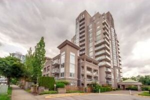 Open Sun 23rd 2-4. Updated 1 bedroom and den near Skytrain