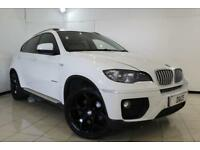 2013 62 BMW X6 3.0 XDRIVE40D 4DR AUTOMATIC 302 BHP DIESEL