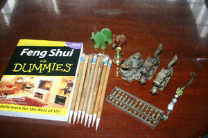 Feng Shui Book and Cures