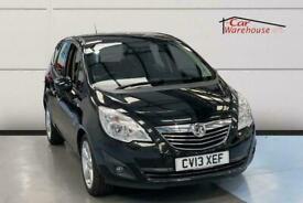 image for 2013 Vauxhall Meriva 1.4i 16V Tech Line 5dr Manual Estate Petrol Manual