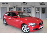 2014 14 BMW 1 SERIES 2.0 120D SPORT 5D 181 BHP DIESEL