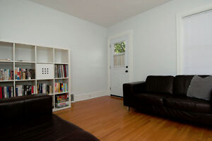 Large 1 Bedroom Apartment for Rent in Hintonburg