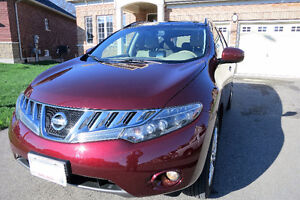 2009 Nissan Murano LE SUV, with Luxury Package, Crossover
