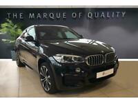 2017 BMW X6 xDrive40d M Sport 5dr Step Auto Estate Diesel Automatic