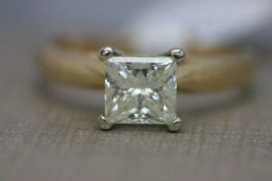 Appraised 14KT Yellow Gold Solitaire Engagement Ring (#2107)