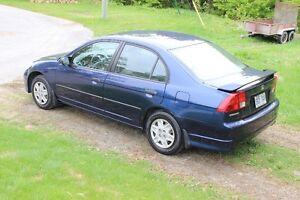 2004 Honda Civic SE Autre