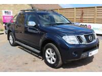 2015 NISSAN NAVARA DCI 190 TEKNA CONNECT 4X4 DOUBLE CAB WITH ROLL'N'LOCK TOP PI
