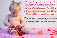 Valentines mini session