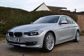 2013 BMW 3 SERIES 320I LUXURY AUTO SALOON PETROL