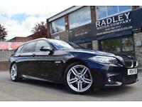 2014 BMW 520D M SPORT TOURING Auto Estate Diesel Automatic