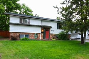 New Listing!  4 Bedroom Home on a Large Pie Shaped Lot!