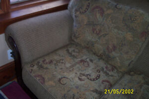 Pair of Matching Love Seats-$200 for the pair