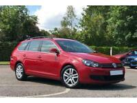 2010 Volkswagen Golf Se Bluemotion Tdi Manual Estate Diesel Manual