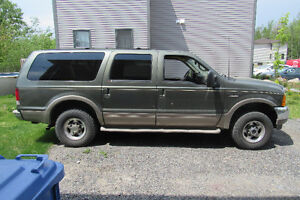 FORD EXCURSION 2000 LIMITED 4x4