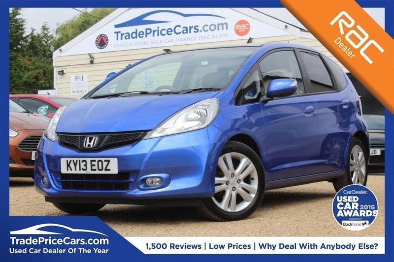 2013 13 Honda Jazz 13 I Vtec Ex 5d 99 Bhp In Wickford Essex