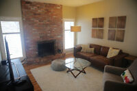 Fully Furnished Executive House For Rent Starting Aug 23rd