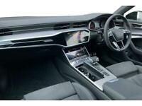 2021 Audi A6 Black Edition 40 TDI quattro 204 PS S tronic Auto Saloon Diesel Aut