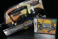 NINTENDO DS-GUITAR HERO ON TOUR DECADES+ÉTUI/CASE (NEUF/NEW)