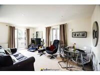 Well presented two bed, two bath apartment with a balcony moments from Mile End LT REF: 4549915