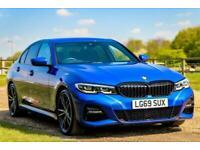 2019 BMW 3 Series 2.0 330i M Sport Auto (s/s) 4dr Saloon Petrol Automatic