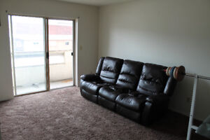 1 bedroom in shared apartment available January 1 or sooner.
