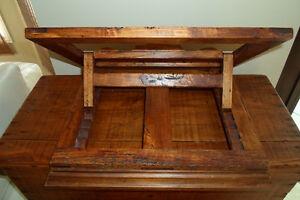 Rare Antique Wood Holly Bible Missal Book Holder Kitchener / Waterloo Kitchener Area image 2
