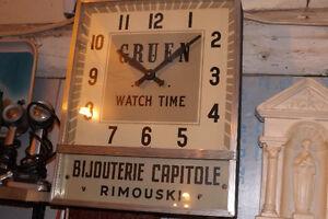 Horloge de Bijouterie Capitole de Rimouski