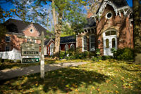 Ghost Hunting Course and Investigation NOTL Museum
