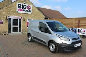 2015 FORD TRANSIT CONNECT 200 TDCI 75 L1 H1 SWB LOW ROOF PANEL VAN DIESEL