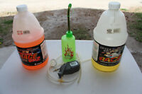 RC Car Race Fuel Package - Includes Fuel, Hand Pump, Fill Bottle