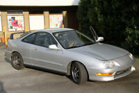 1999 ACURA INTEGRA 5spd, All work + timing belt done, EXCELLENT