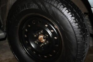 Used winters on 16 inch rims