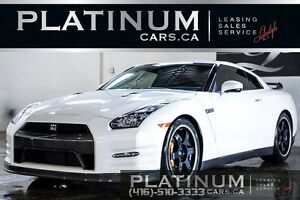 2014 Nissan GT-R BLACK EDITION/ NAVIGATION/ BREMBO/ RECARCO SEAT