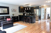 Sunny 2br, facing park Walk to Charlevoix metro, Atwater market
