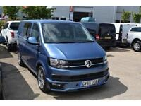 2016 Volkswagen Transporter 2.0 TDI BlueMotion Tech T28 Highline Panel Van 5dr D