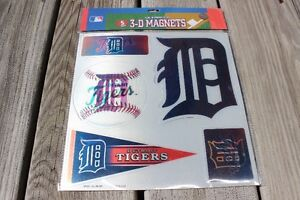 DETROIT TIGERS    3D  MAGNETS London Ontario image 1