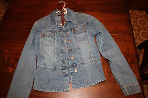 3-Great Jean Jackets Small Ladies to Large Adolescent Sizes London Ontario image 2