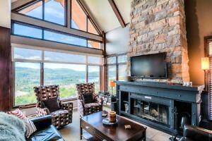Altitude Luxury Condo - 2 bedrooms - Directly on ski slopes