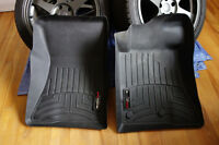 Weathertech front mats - 2015 Ford Mustang