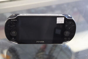 Sony PlayStation PCH-1001 Vita Portable Game Console