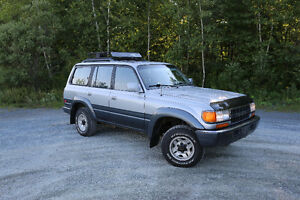 1991 Toyota Land Cruiser