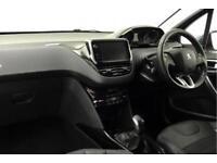 2015 Peugeot 2008 1.2 VTi PureTech (110bhp) Allure Petrol grey Manual