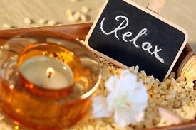 RELAXING MASSAGE THERAPY BY MELISSA