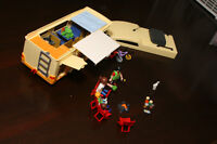 Playmobil Camper Set and accessories