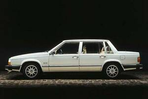 1984 Volvo 7 Sedan wanted Melbourne CBD Melbourne City Preview
